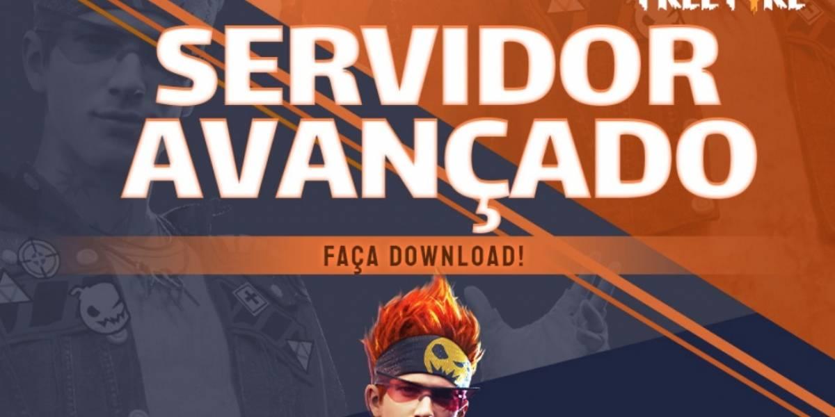 Garena Free Fire: Servidor Avançado está aberto para download