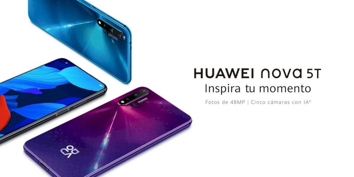 Las razones que hacen al Huawei Nova 5T tu mejor opción