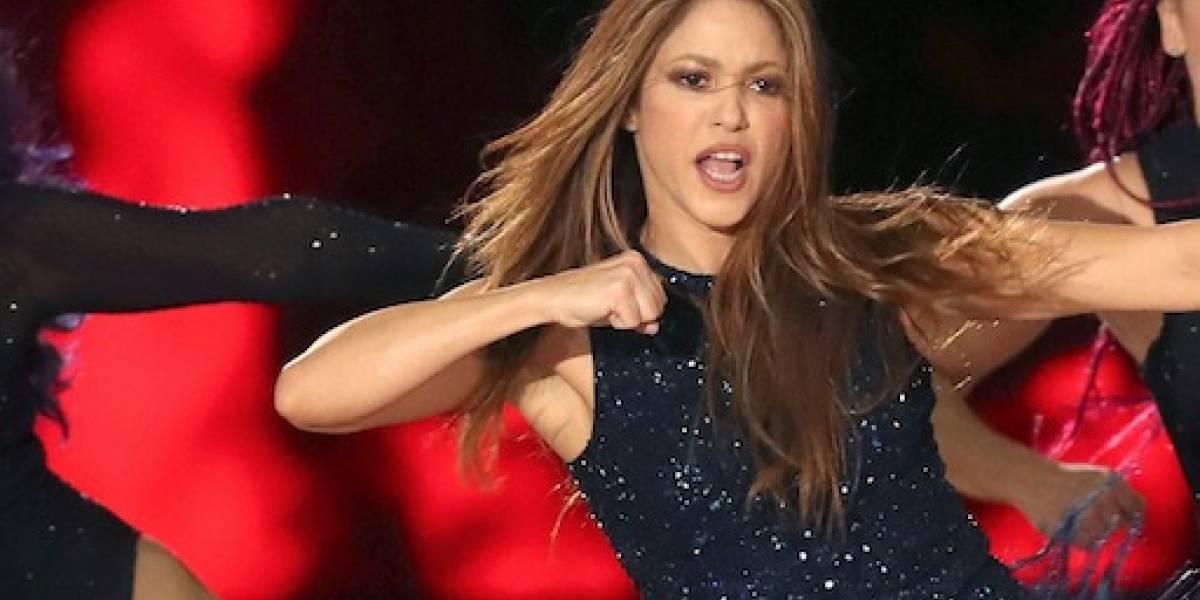 Se filtró foto 'íntima' de Shakira y no quiere que la veas