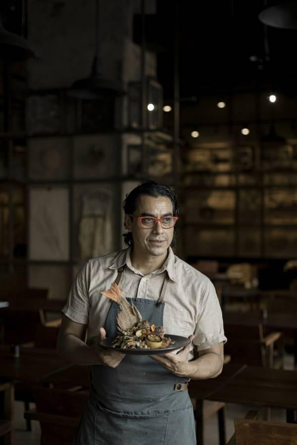 Carlos Gaytán el primer chef mexicano en ganar una estrella Michelin