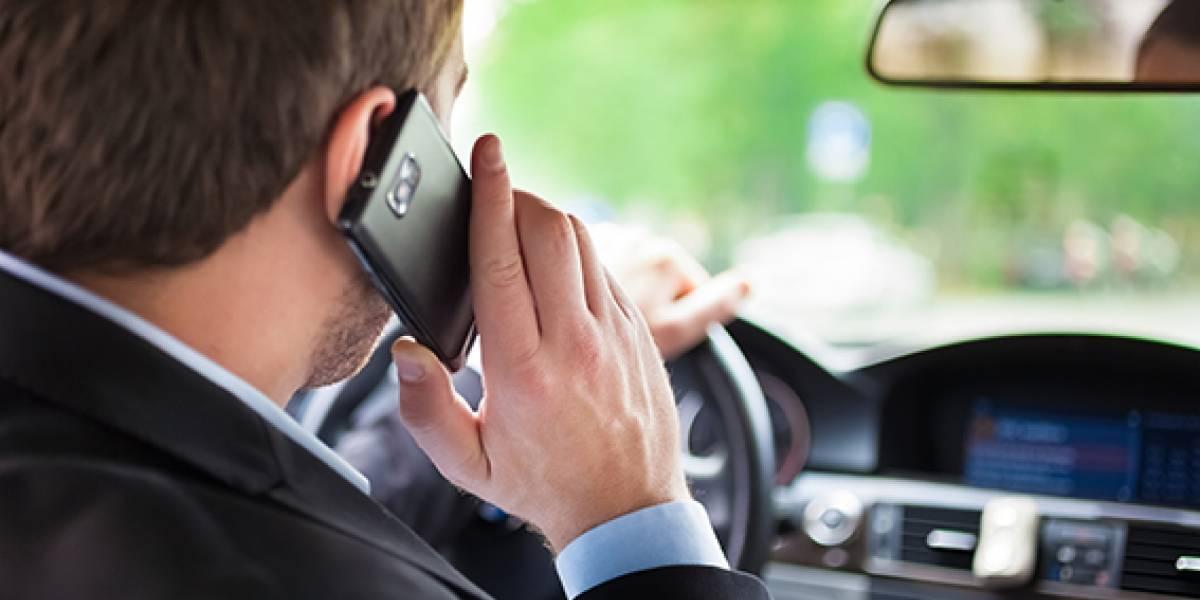 Estrenan un sistema pionero para detectar el uso de celulares al volante