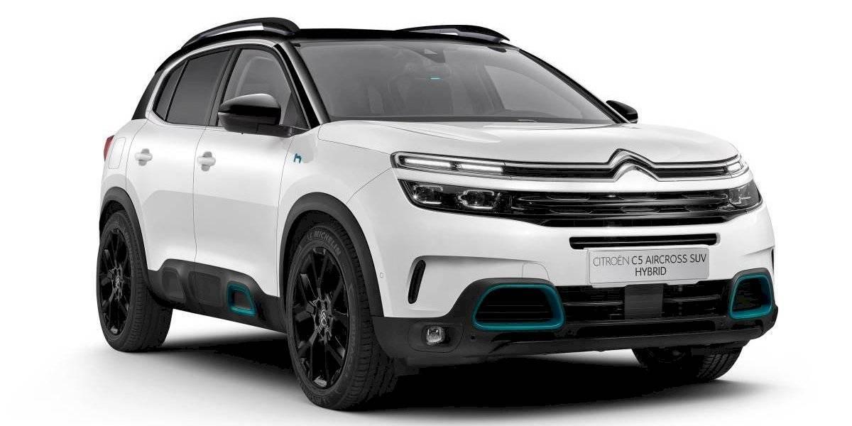 Citroën sigue en expansión de su electromovilidad con el C5 Aircross Hybrid