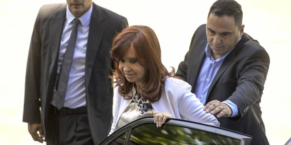 Cristina Fernández declara en juicio por corrupción a días de asumir la vicepresidencia