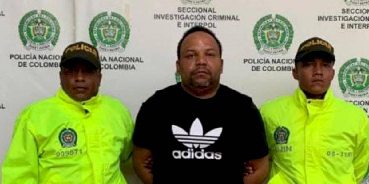 """Arrestan en Colombia a """"César, El Abusador"""""""