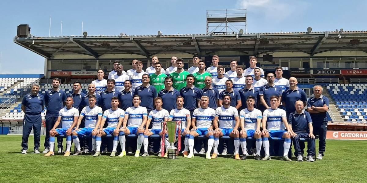 La UC cumple con el rito y levanta la copa del Campeonato Nacional 2019