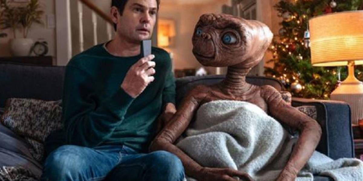 El emocionante reencuentro entre el extraterrestre ET y su amigo Elliot