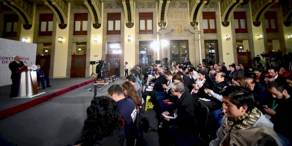La prensa para López Obrador