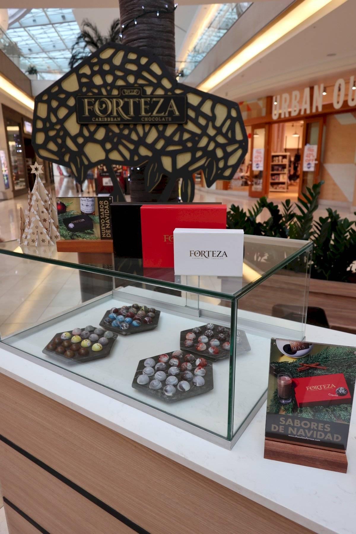 Chocolate Forteza