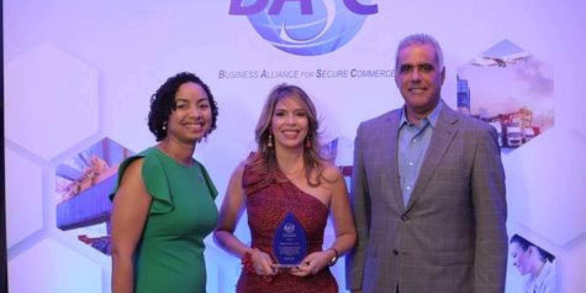 #TeVimosEn: Reconocen empresas por compromiso con BASC Dominicana