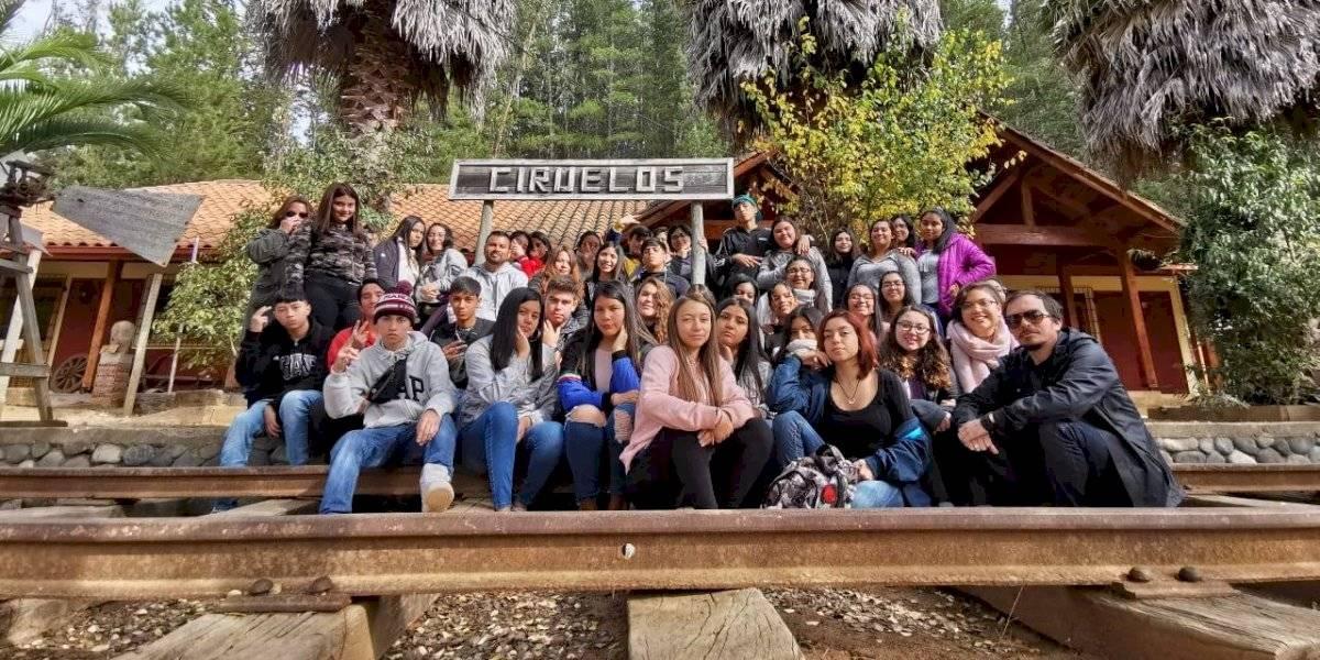 Recorre Chile junto a tus compañeros de colegio con el programa Gira de Estudio de Sernatur