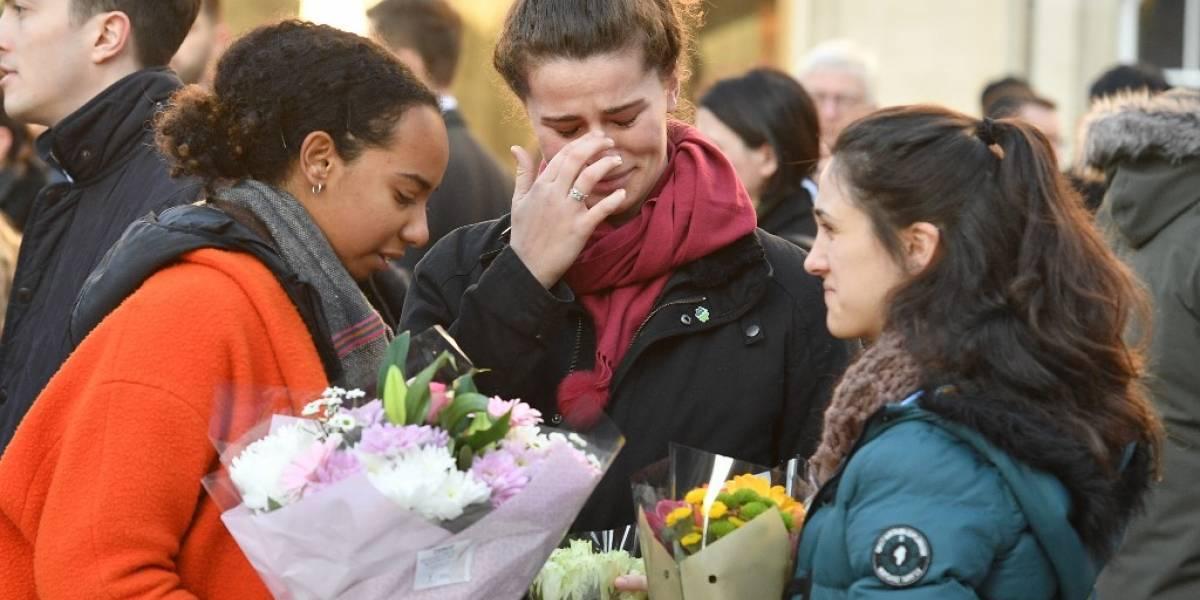 FOTOS. Emotivo homenaje a las víctimas del atentado en puente de Londres