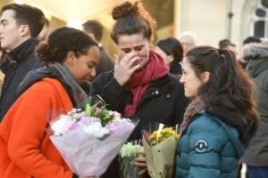 Homenaje a víctimas de atentado en Londres