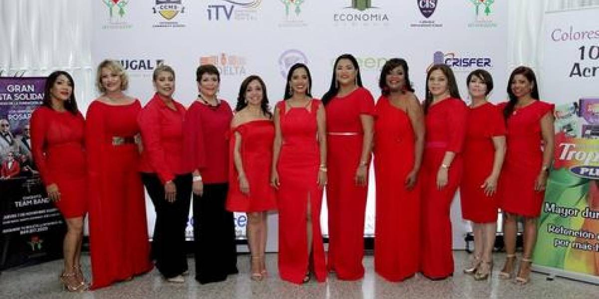Fundación celebró fiesta solidaria con los Hermanos Rosario y Chiquito Team Band