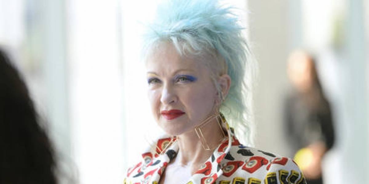 Cyndi Lauper: Da voz a quienes más lo necesitan