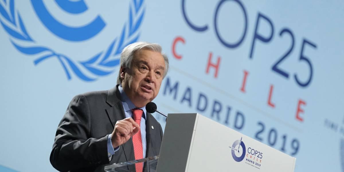 El mensaje de Piñera a la COP25 en Madrid: