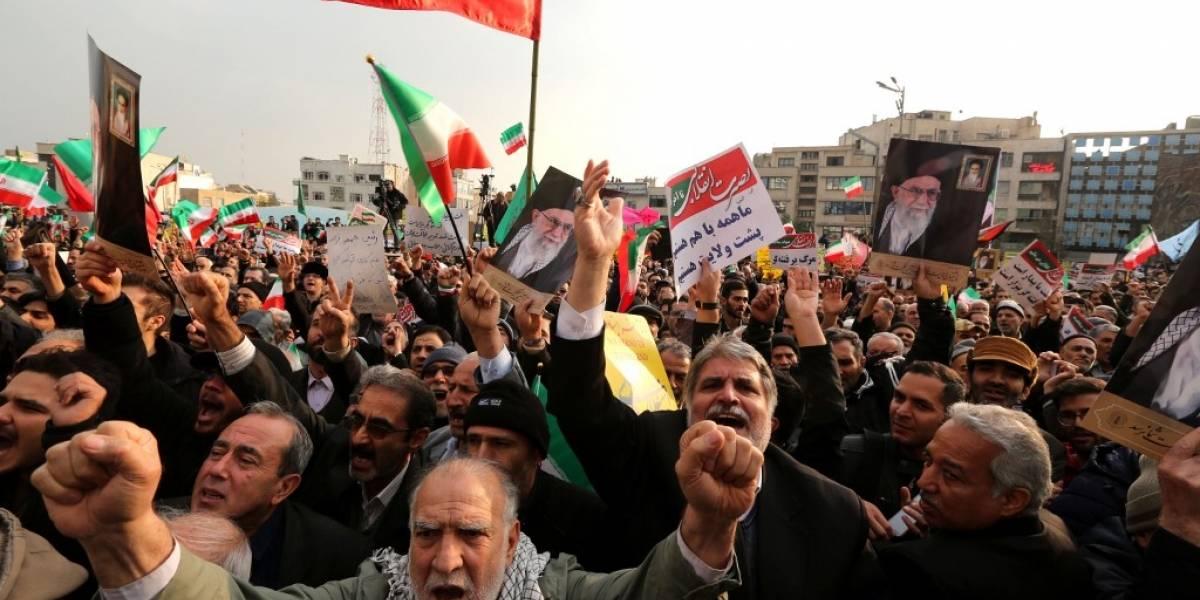 Informe de AI revela alarmante cifra de muertos en protestas en Irán