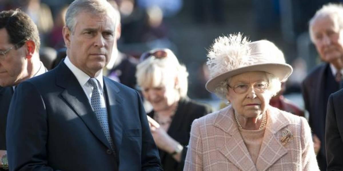 El Príncipe de los escándalos: Un hijo de Isabel II fue apartado de la familia real