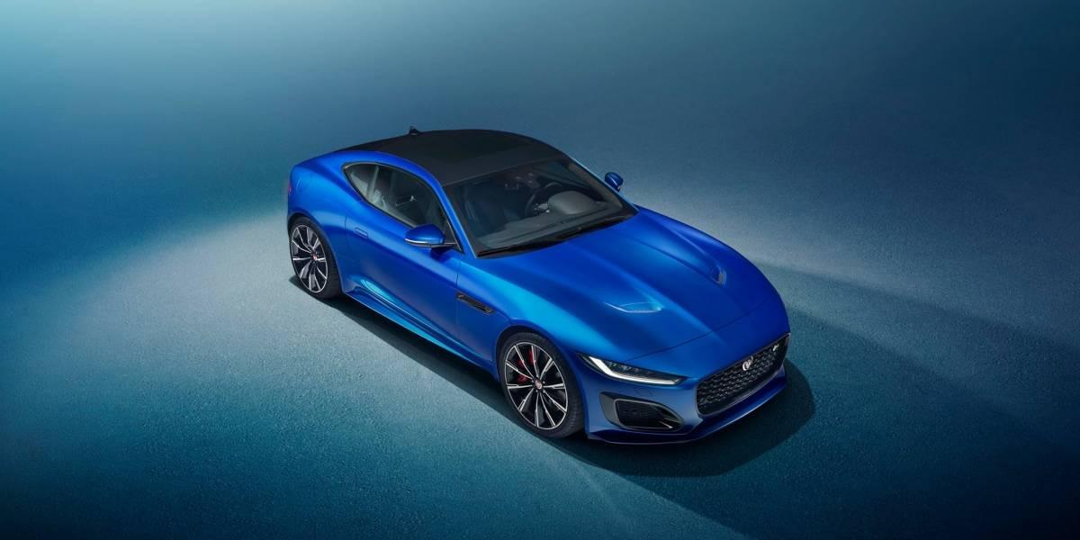 Jaguar F-Type 2021 ¡Está más sexy que nunca!