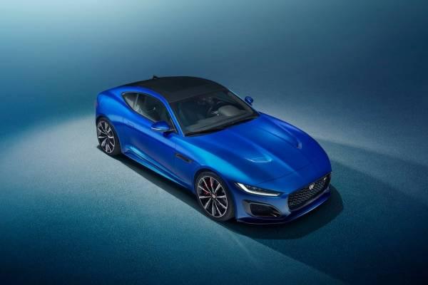 Jaguar Gana 2021 - Car Wallpaper