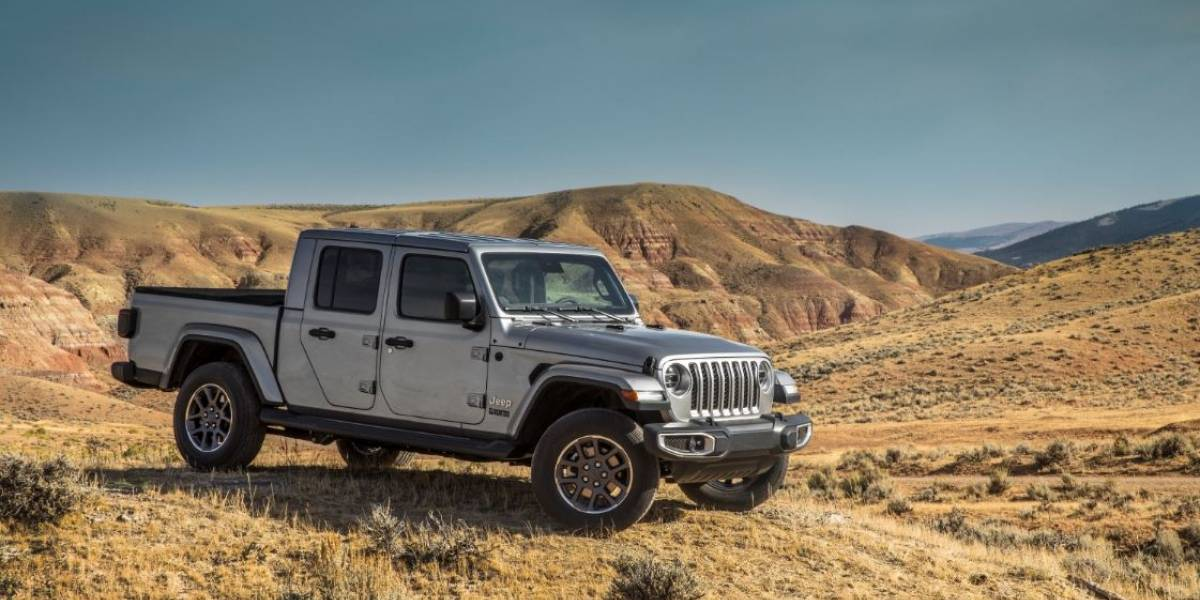 Jeep Gladiator 2020, la poderosa pickup todoterreno, introduce la versión Overland