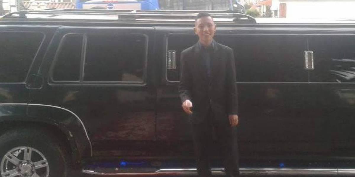 Steven Yugsi, el joven ecuatoriano que fue asesinado en una universidad de Rusia