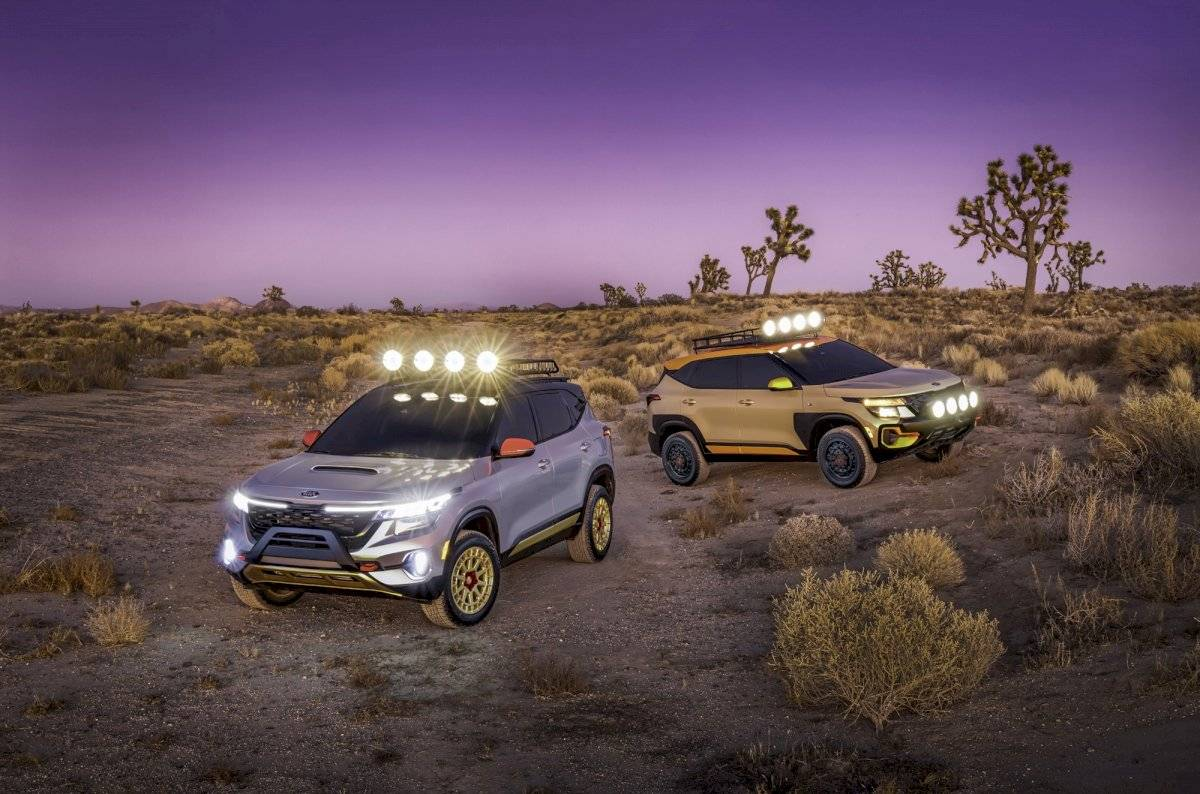 KIA Seltos Trail Attack y Urban