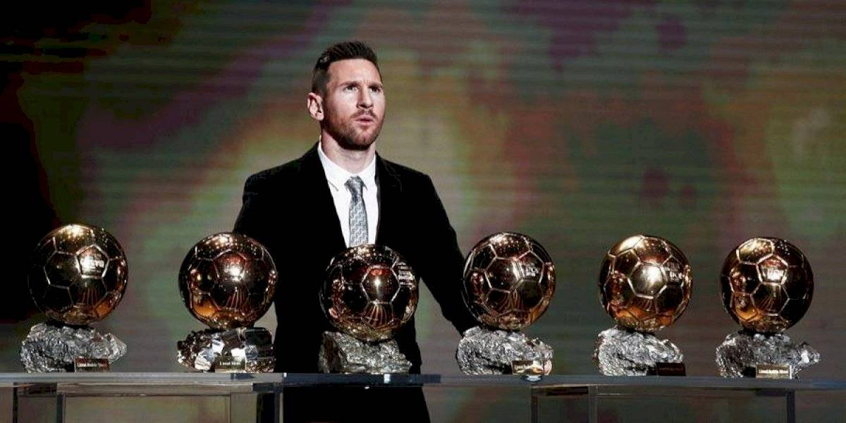Lionel Messi anuncia que se acerca el momento de su retirada