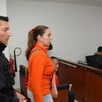 María Sol Larrea, exfuncionaria del IESS, es declarada inocente en lavado de activos