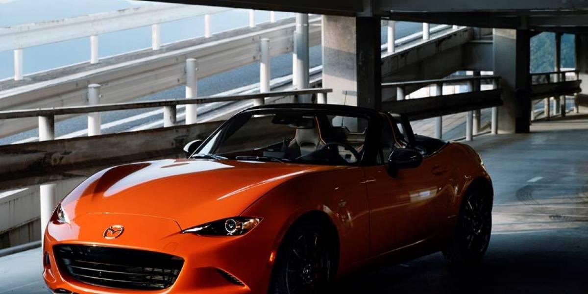 El próximo Mazda MX-5 podría ser eléctrico