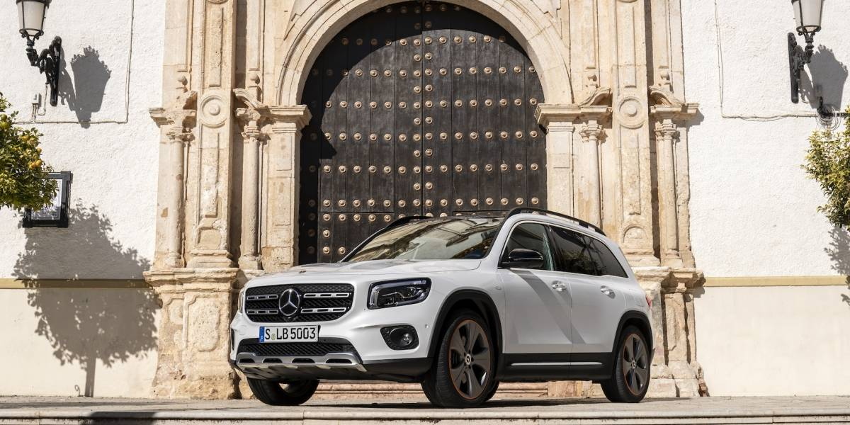 Mercedes-Benz GLB en México: el primer compacto de la marca con versión de tres filas de asientos