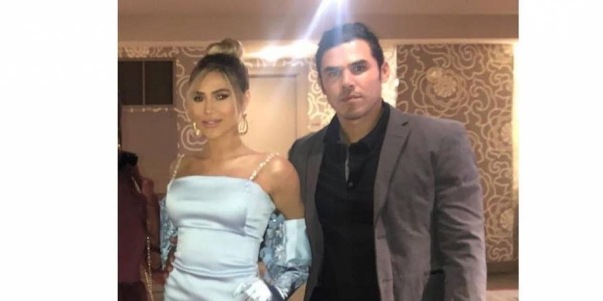 La novia de Canelo aparece con otro hombre en una foto y los fans se preguntan quién es