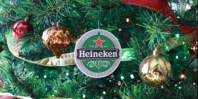 Esferas Heineken