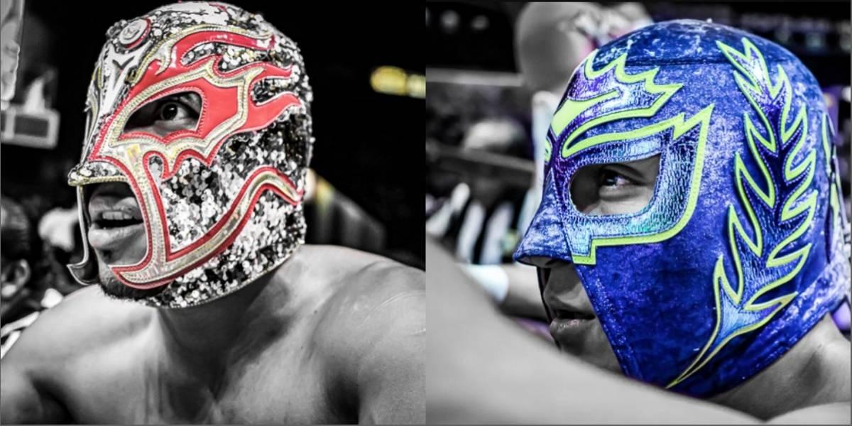 Titan y Soberano Jr van en busca del oro en el CMLL