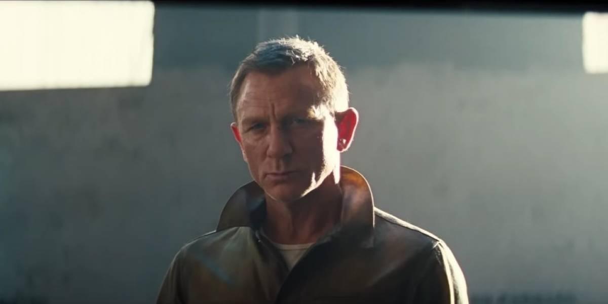 Primeiro teaser de '007: Sem Tempo Para Morrer' é divulgado