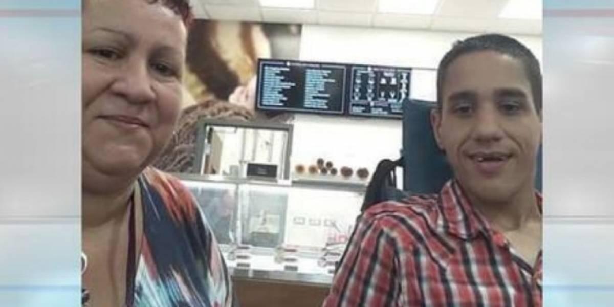 Encuentran vehículo y silla de ruedas de madre e hijo con impedimento de Canóvanas