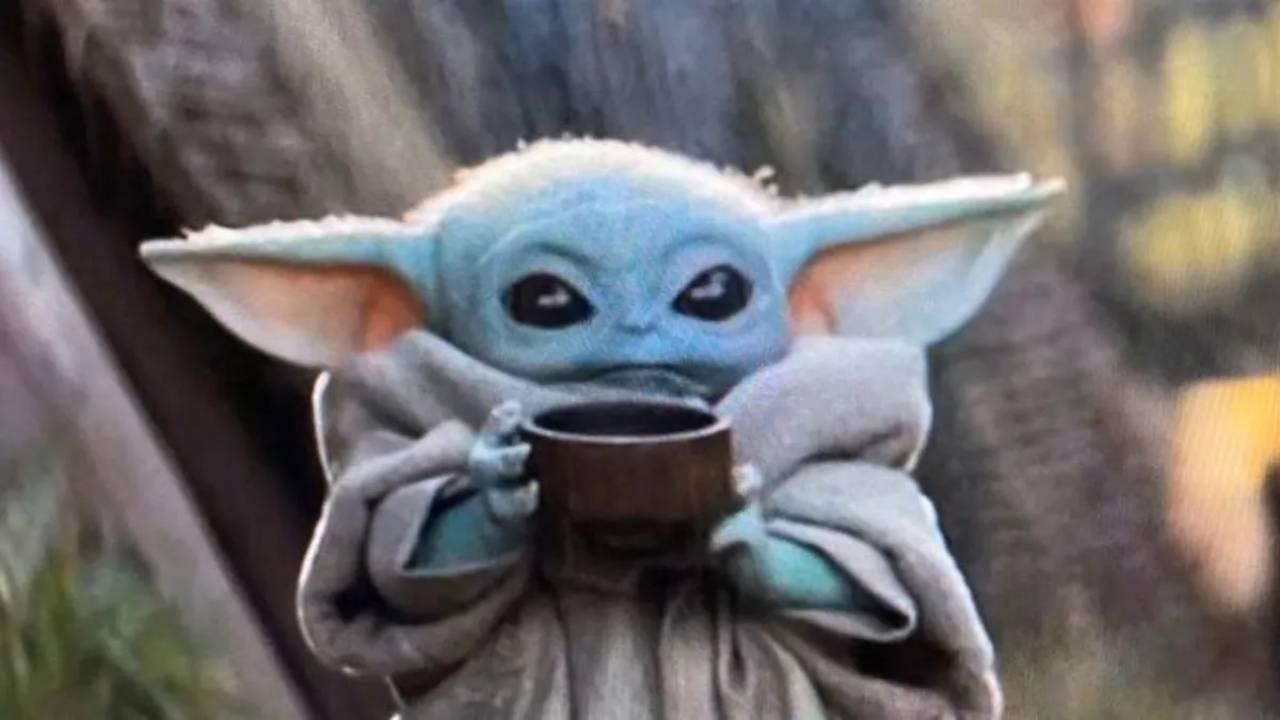 Los Simpson Baby Yoda