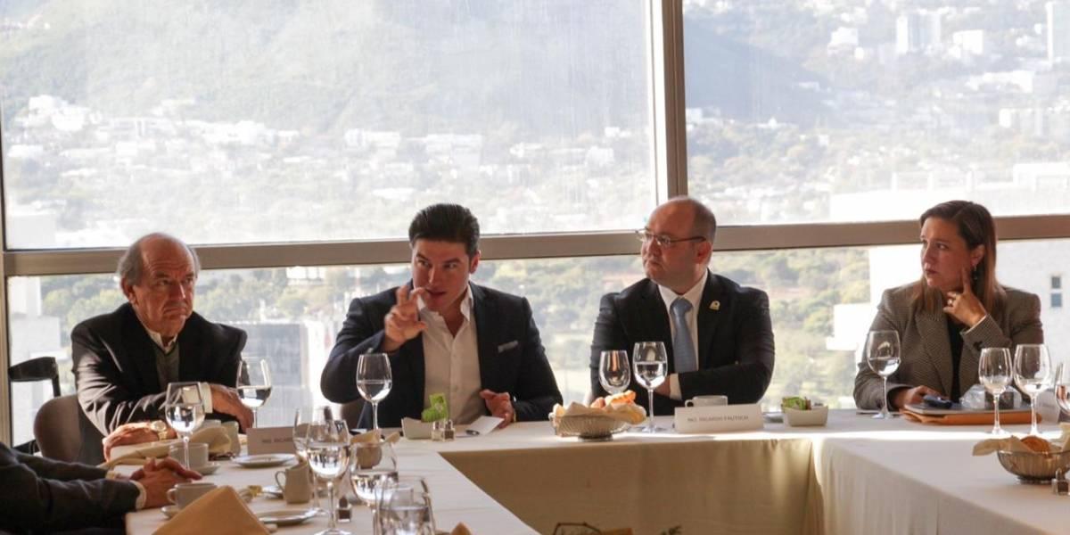 Propone Samuel refundar Fuerza Civil de Nuevo León