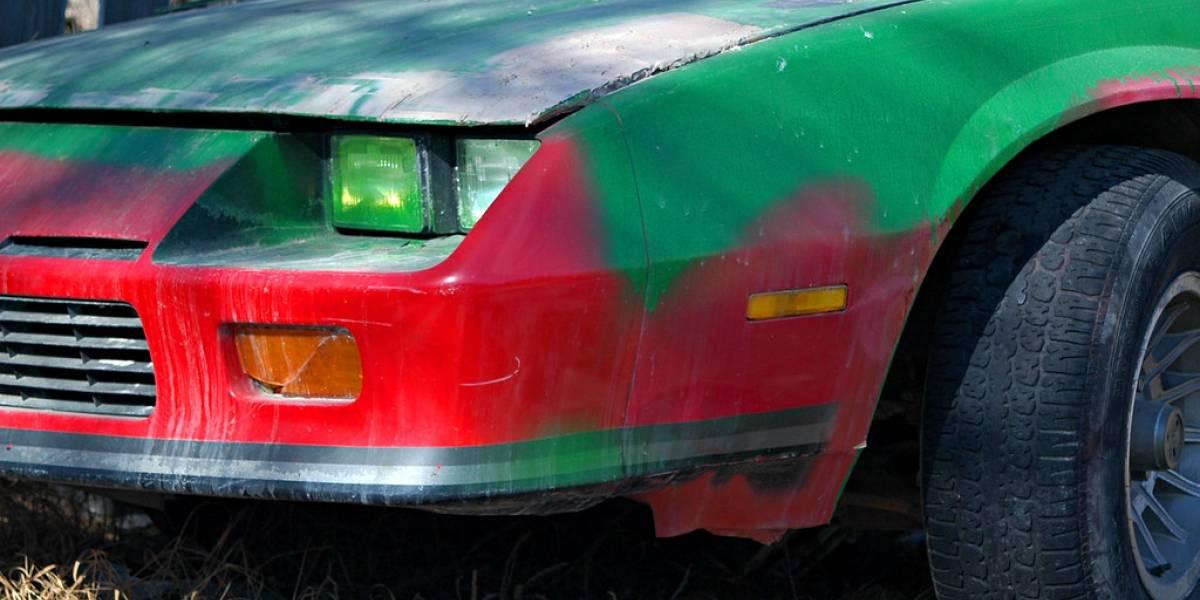 ¿Es buena idea cambiar la pintura de un coche si no te gusta su color?