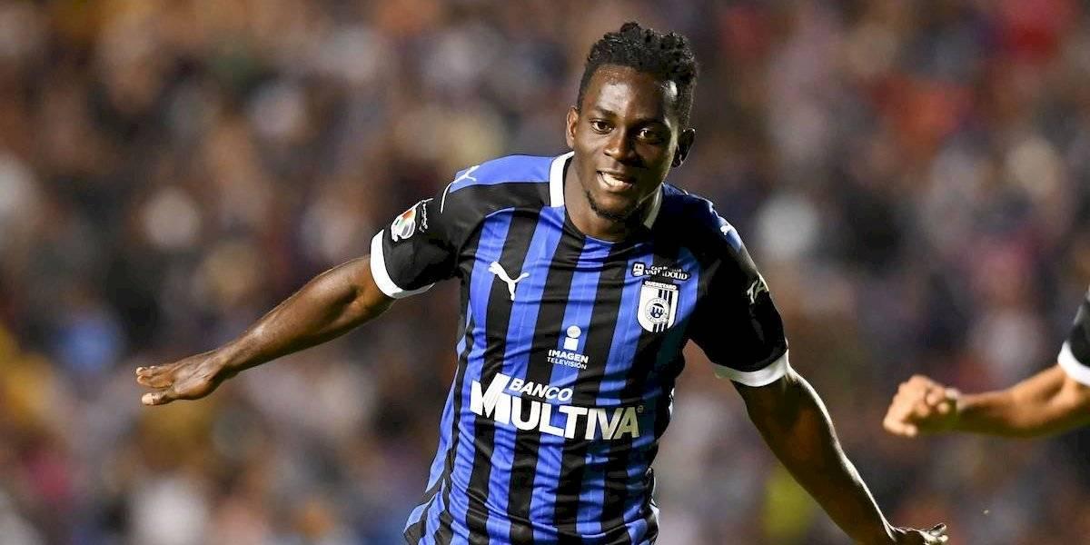 Aké Loba se despide del Querétaro y es opción para reforzar a Tigres