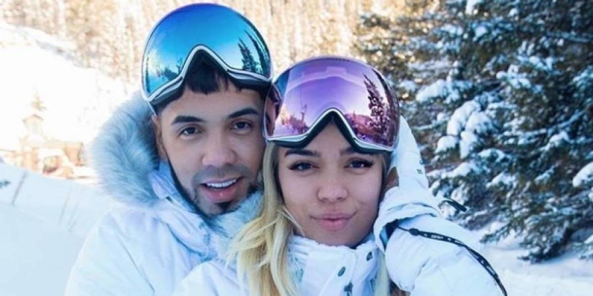 ¡In Love! Las increíbles vacaciones de Anuel AA y Karol G