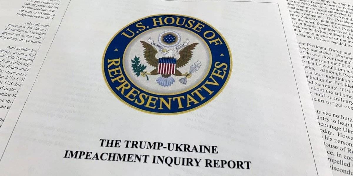 Cámara Baja encuentra 'pruebas abrumadoras' de la negligencia de Trump