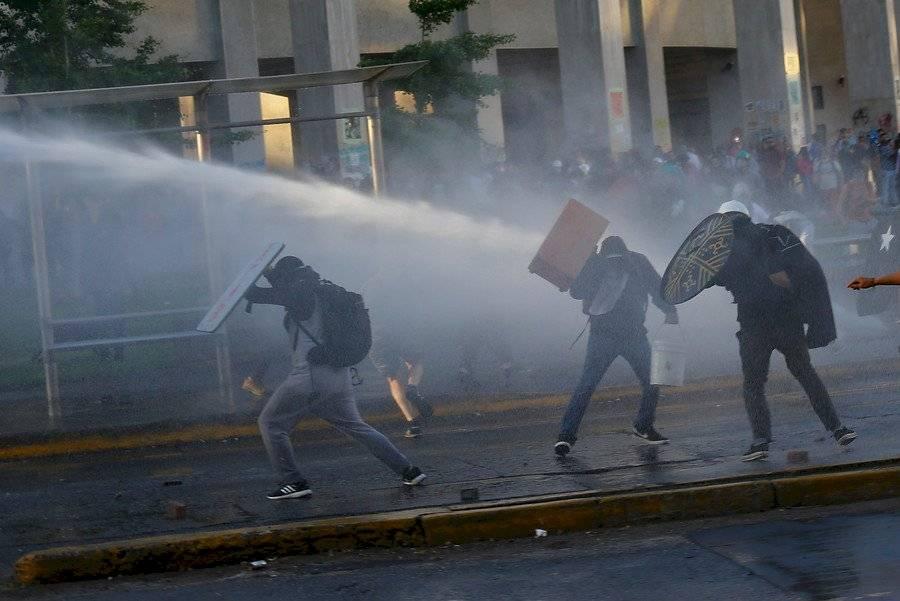 enfrentamientos Concepción
