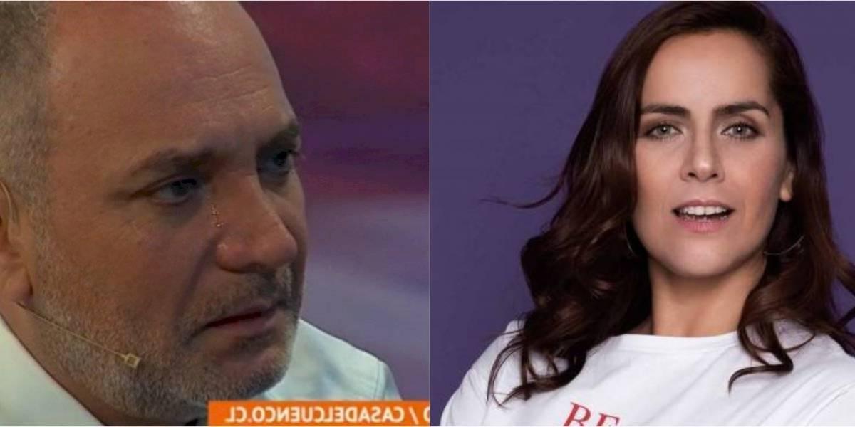 """Natalia Valdebenito festina con declaraciones de Luis Jara y relaciona su canto con torturas de Carabineros: """"Le quitaron la pega"""""""