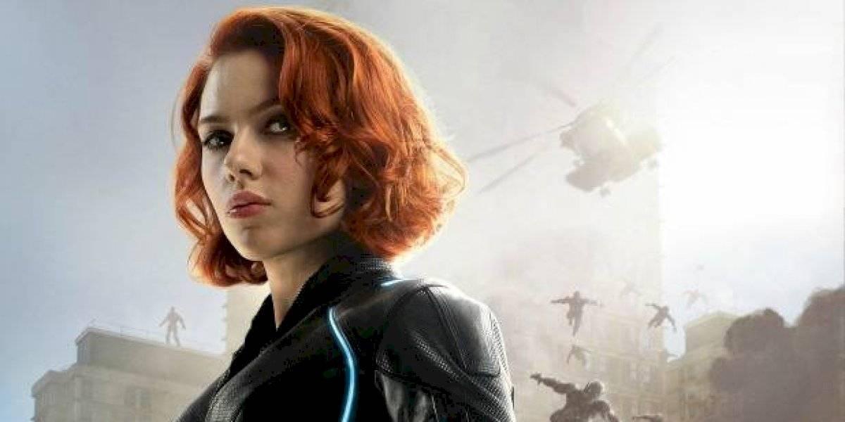 Sale el primer trailer de la película de Black Widow