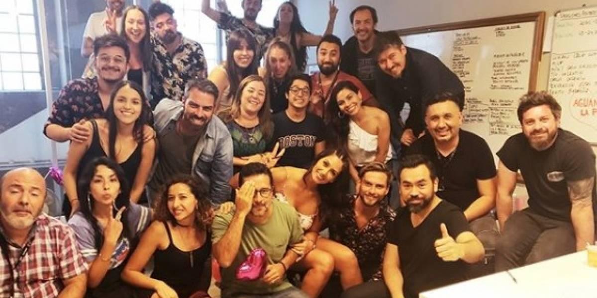 """""""Hay cosas que no logro entender"""" : Pamela Díaz lamentó fin del programa """"Viva la Pipol"""""""