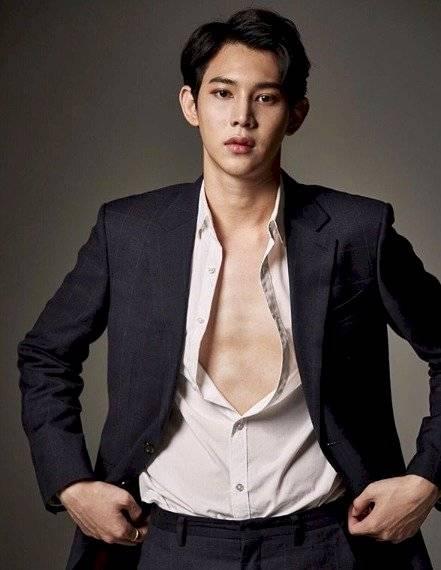 actor surcoreano Cha In Ha