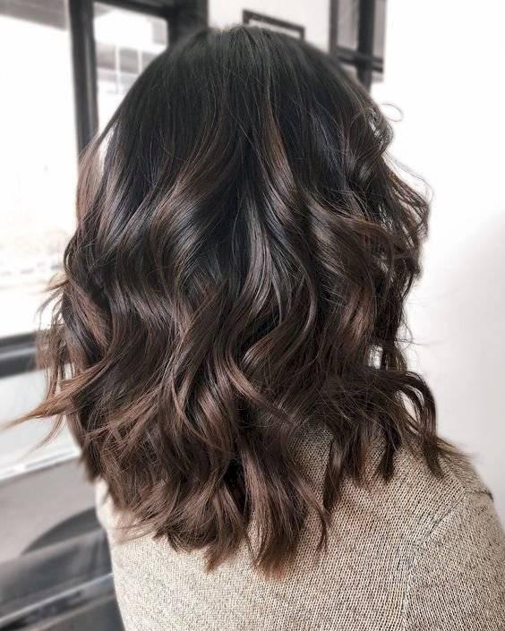 Colores de cabello 2020 para morenas