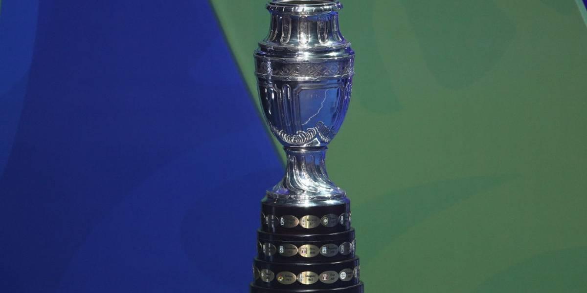 Siga aquí en vivo el sorteo de la Copa América 2020