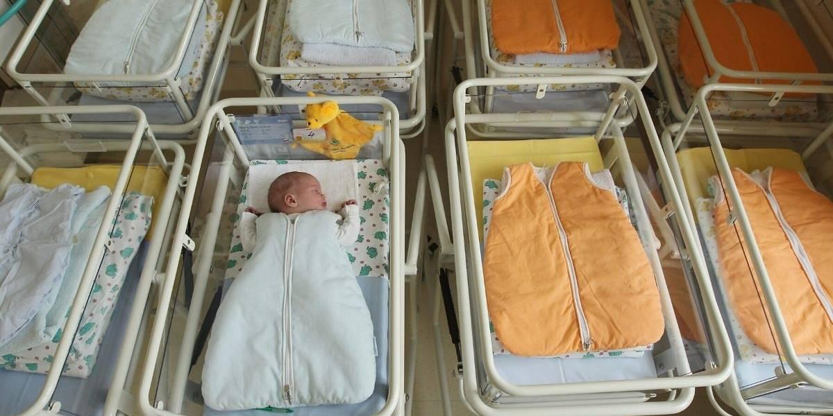 ¡Inhumano! Hallan bebé recién nacida abandonada en una canasta en La Guajira