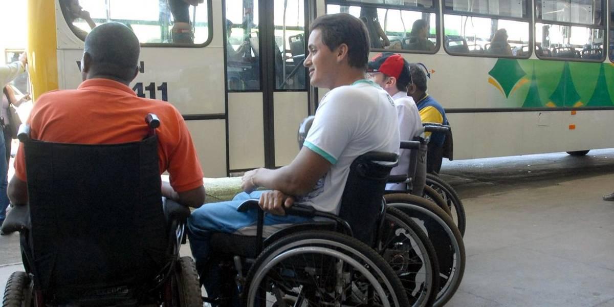 Governo prorroga validade de passe livre para pessoas com deficiência